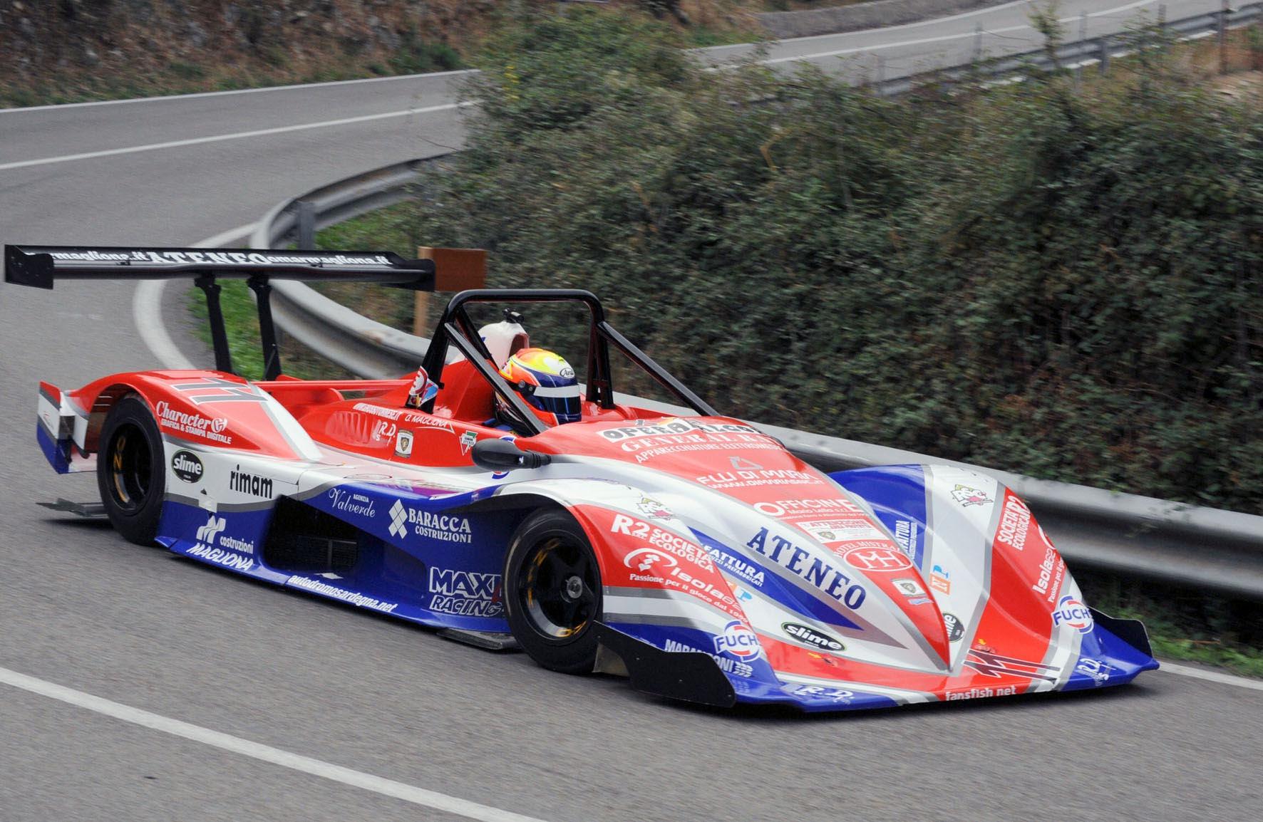 Magliona vincitore a Iglesias nel 2012