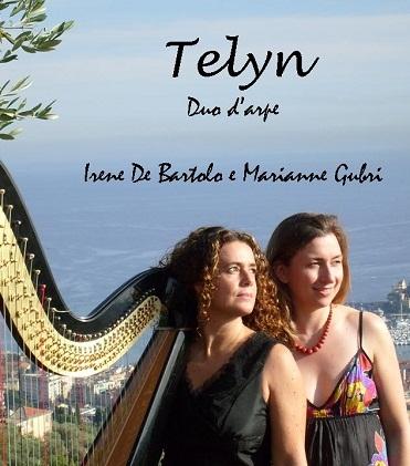 Duo d'Arpe Telyn con Marianne Gubri e Irene De Bartolo
