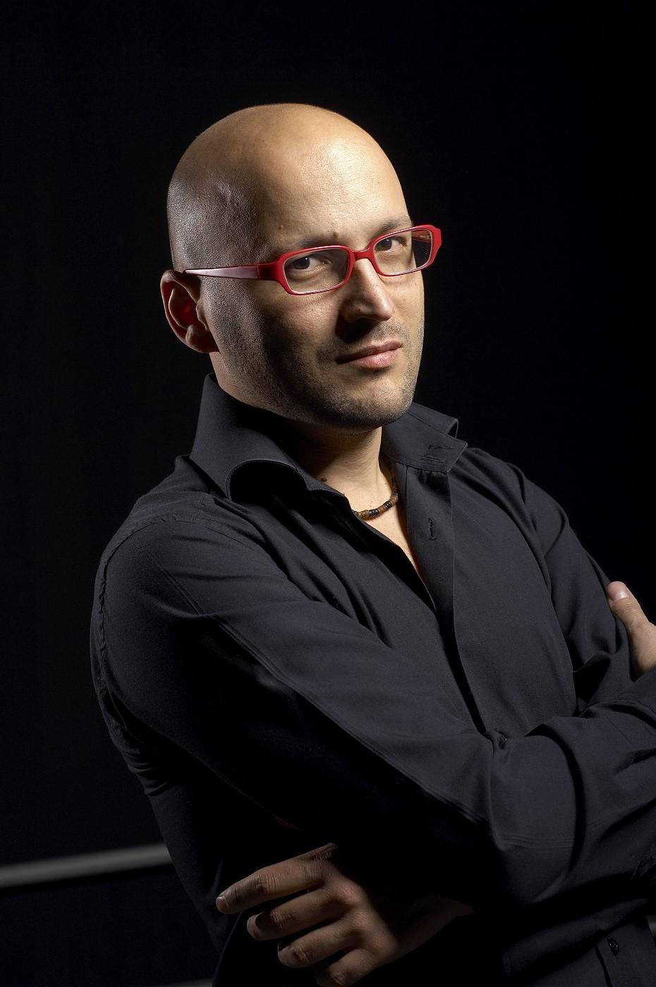 """Il Maestro Enrique Mazzola, celebre """"Ambasciatore del Vino Nobile""""."""