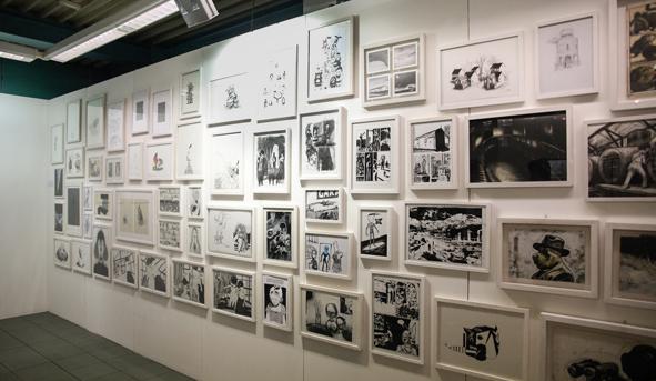 Vincitore miglior progetto curatoriale-PremioSetUp-Mucchio selvaggio-Elena Tonelli