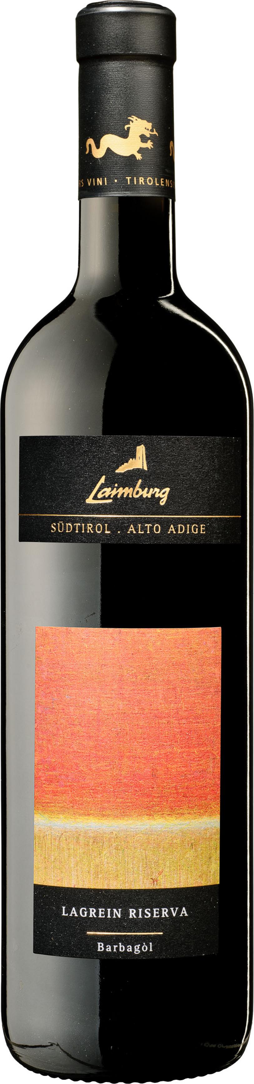 Lagrein-Riserva-Barbagol-2010-Cantina-Laimburg