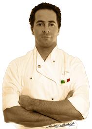 Lo Chef Matteo Andolfo