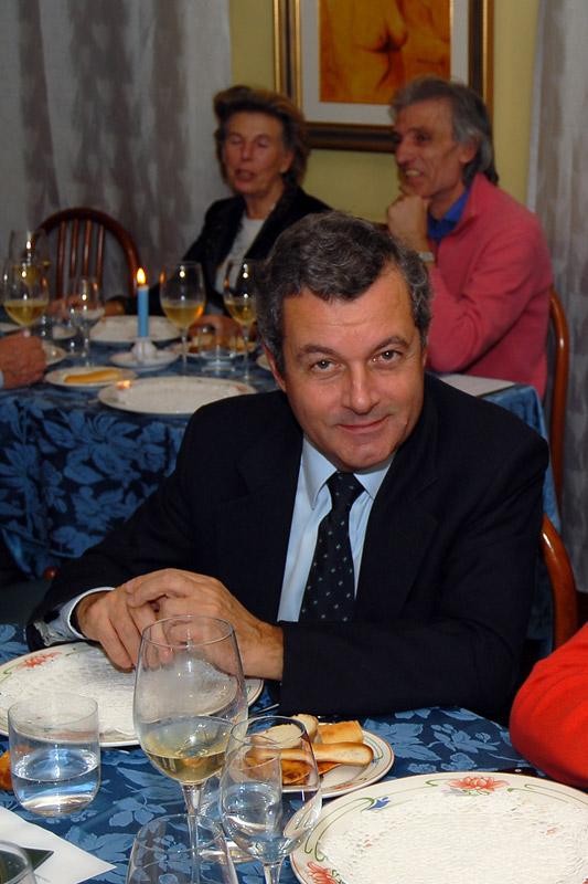 Giulio Biasion Presidente Club dei Sapori