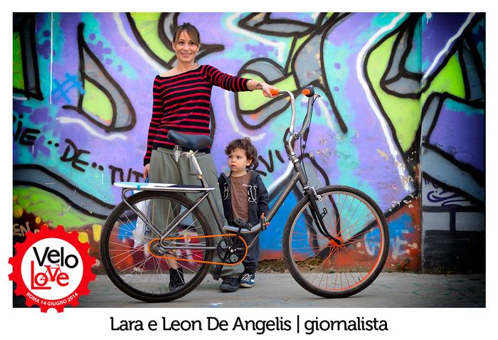 lara leon De Angelis