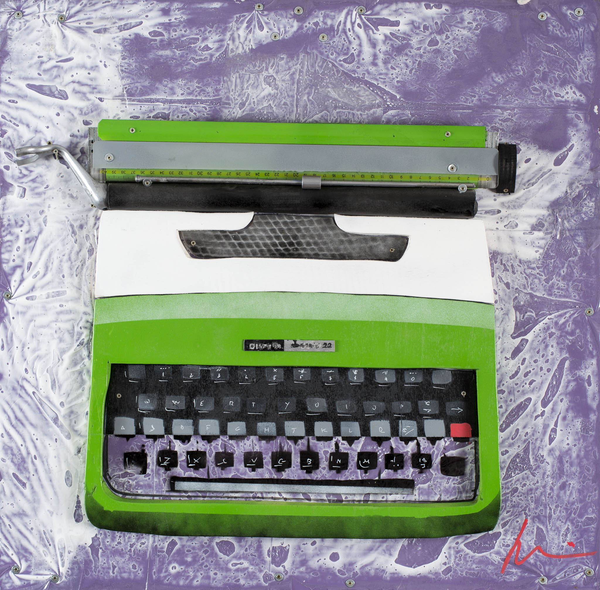 Lettera 32 Olivetti