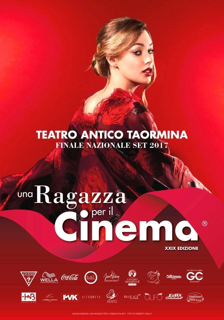 AA Manifesto ufficiale Una Ragazza per il cinema 2017 - ph Roberto Grillo (1)