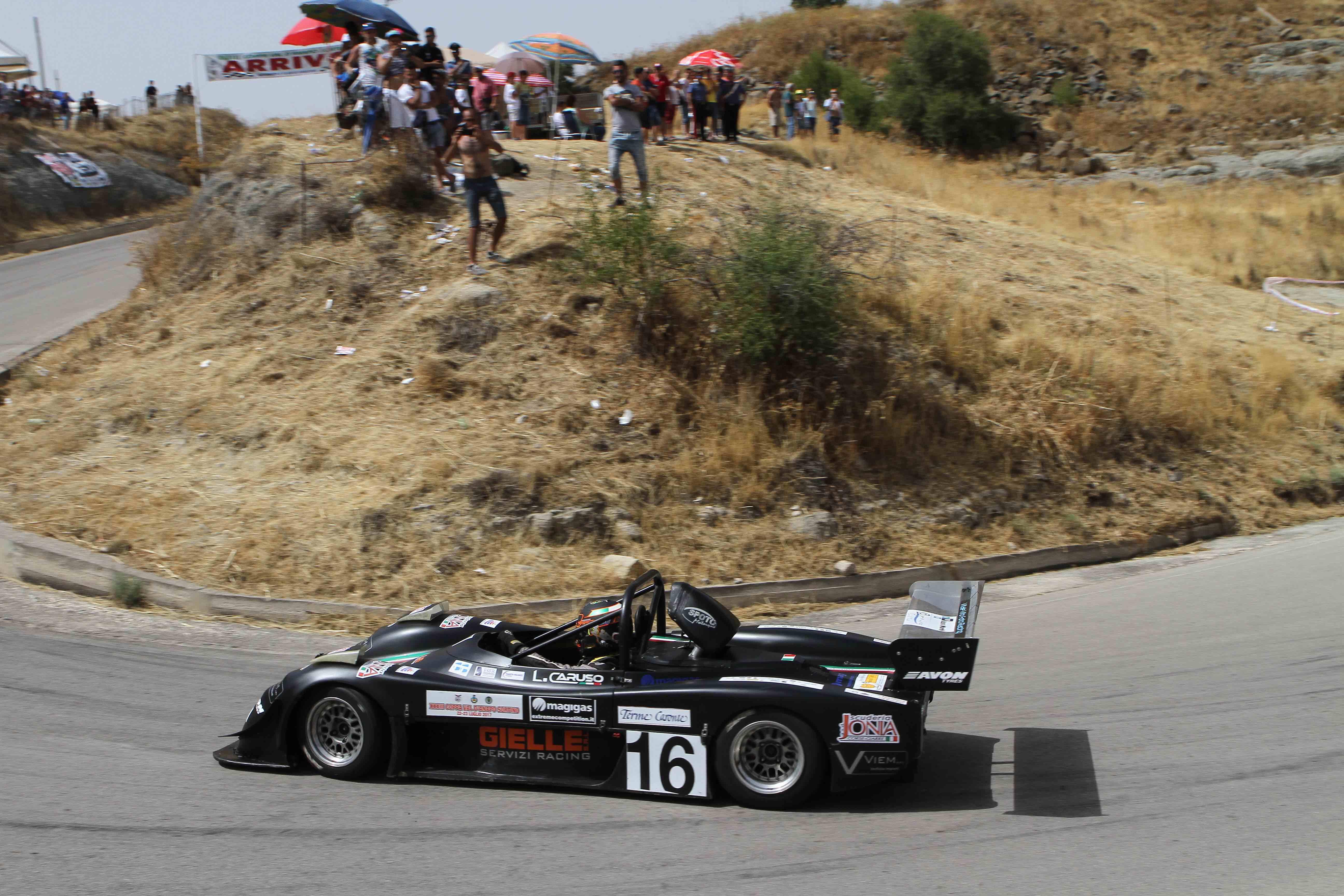 Luca Caruso Radical vincitore