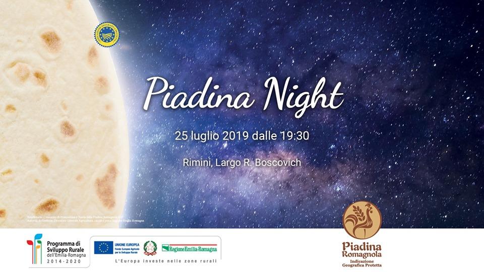 Piadina Night