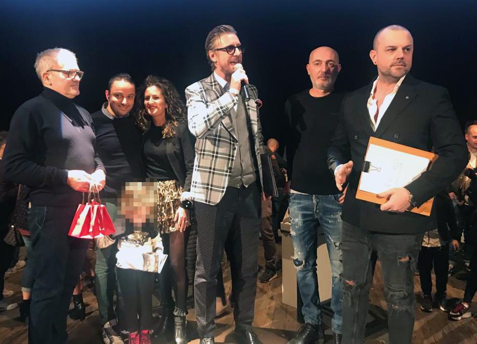 Premiazione Cesena in bolla 2020